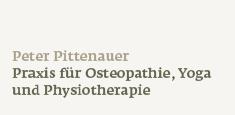 Peter Pittenauer, Praxis für Osteopathie, Yoga und Physiotherapie